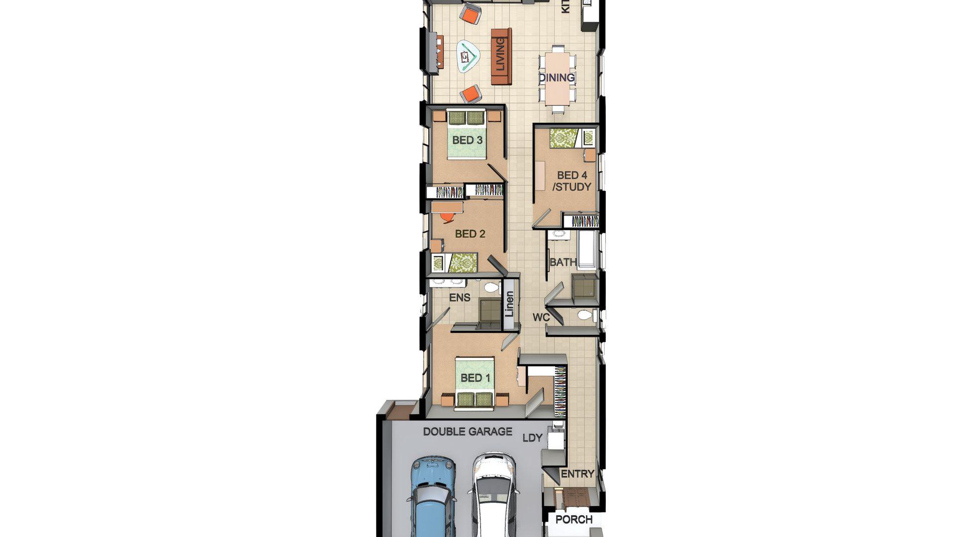 Lot 1, 15 Wilkie Avenue, Redbank Plains QLD 4301, Image 1