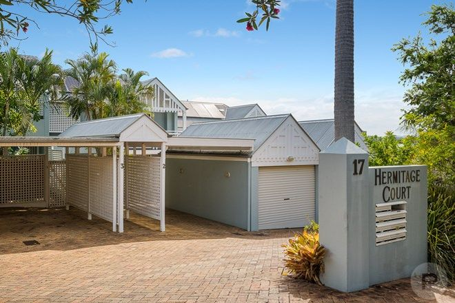 Picture of 2/17 Armadale Street, ST LUCIA QLD 4067