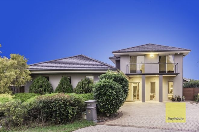 Picture of 11 Springbrook Place, SANCTUARY LAKES VIC 3030