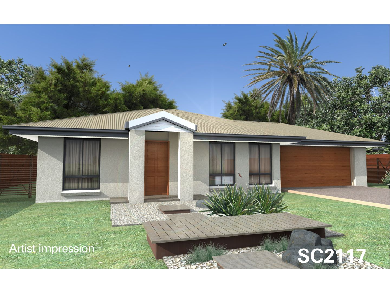 Lot 21 Corner Hume/Parsley Street, Middle Ridge QLD 4350, Image 2