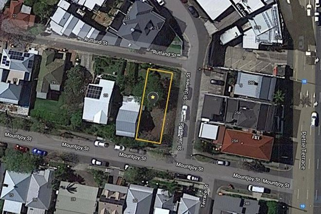 Picture of 2 Rutland Street, PETRIE TERRACE QLD 4000