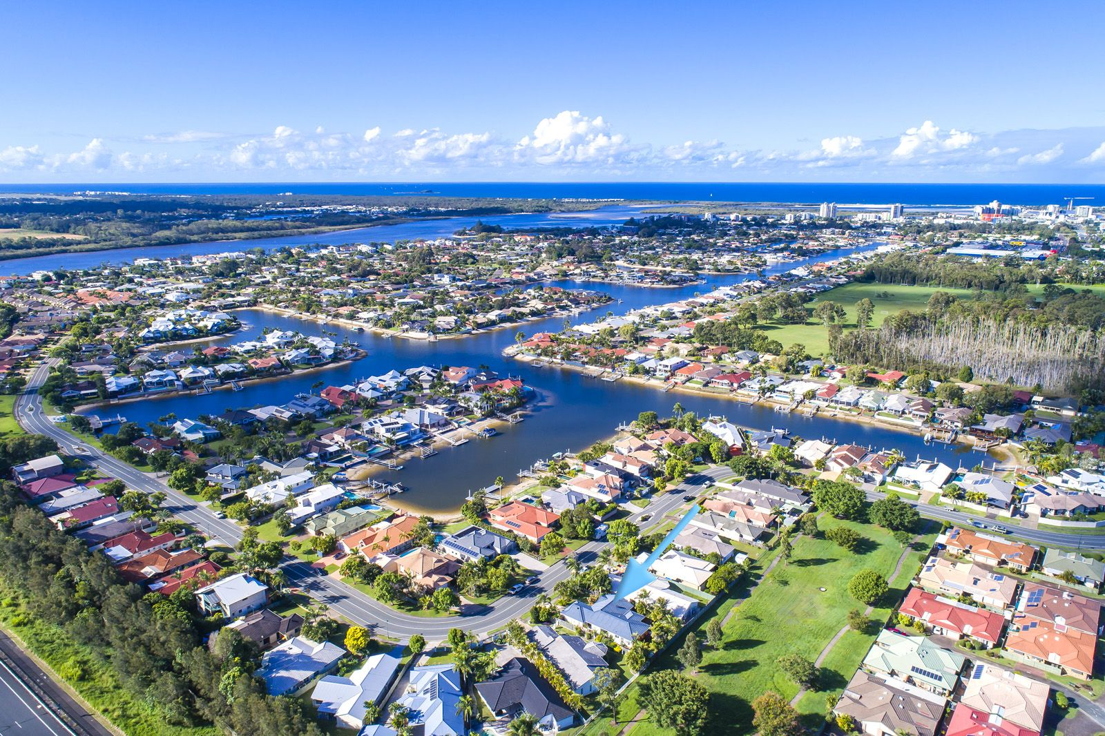 91 Maroochy Waters Drive, Maroochydore QLD 4558, Image 1