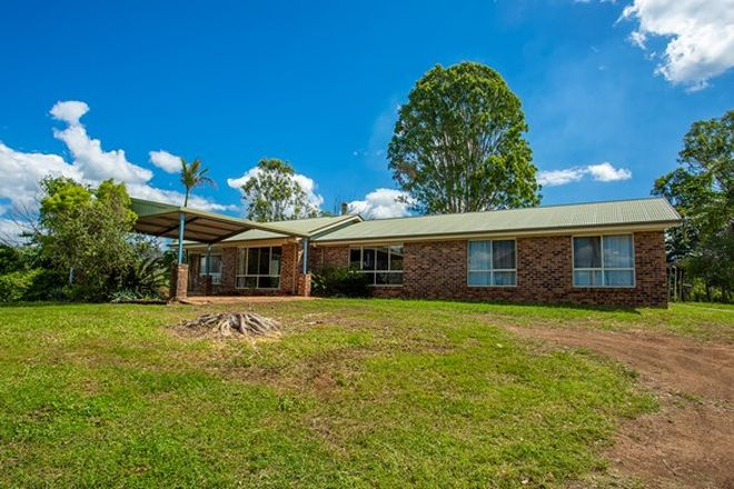 Picture of 870 Eel Creek Road, LANGSHAW QLD 4570