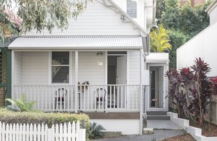 Picture of 38 Pashley Street, Balmain NSW 2041
