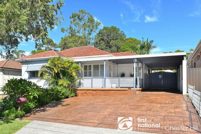 Picture of 56 Woodland Road, CHESTER HILL NSW 2162