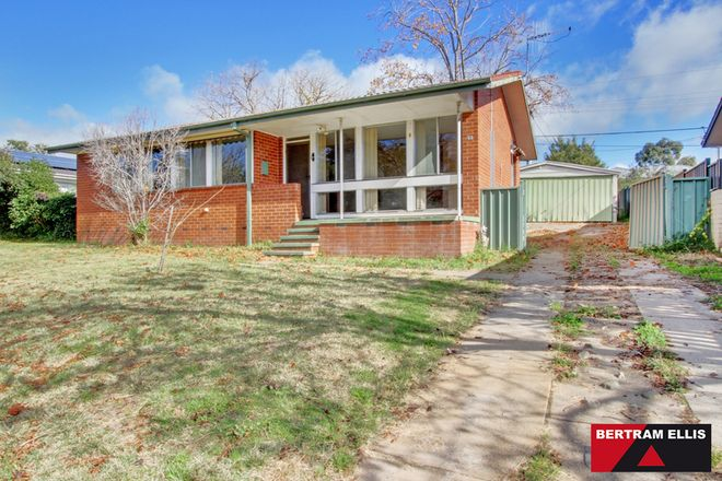Picture of 7 Eugenia Street, RIVETT ACT 2611