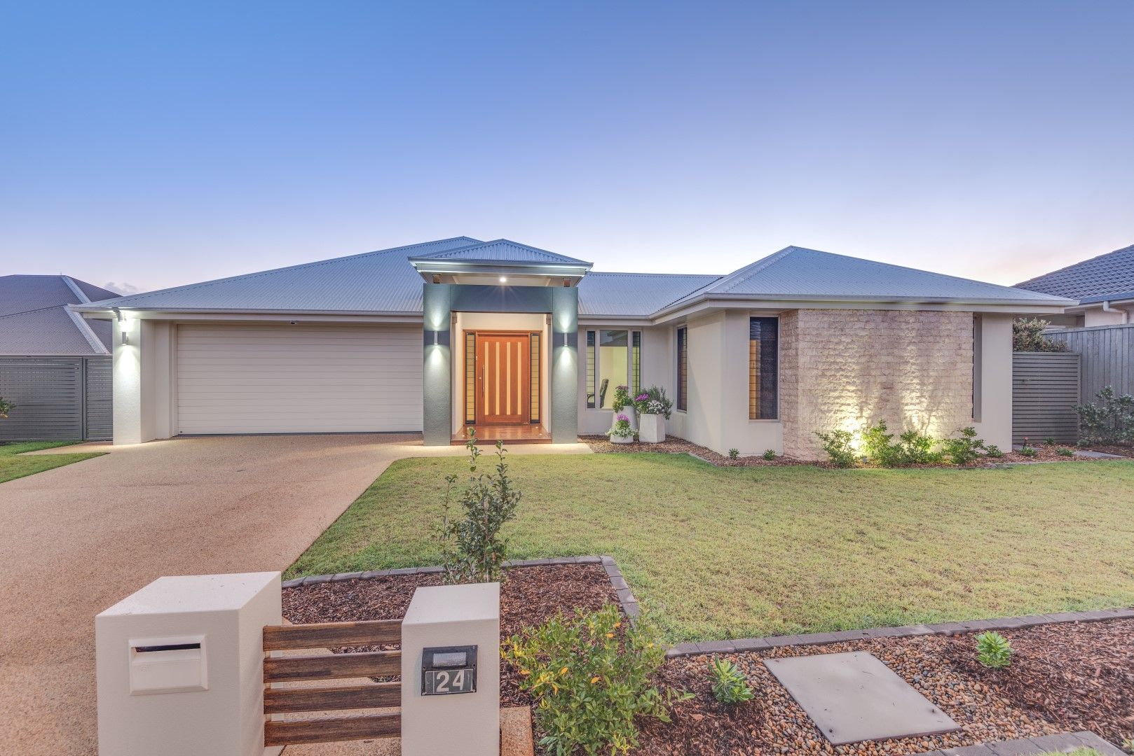24 Coral Garden Drive, Kalkie QLD 4670, Image 0