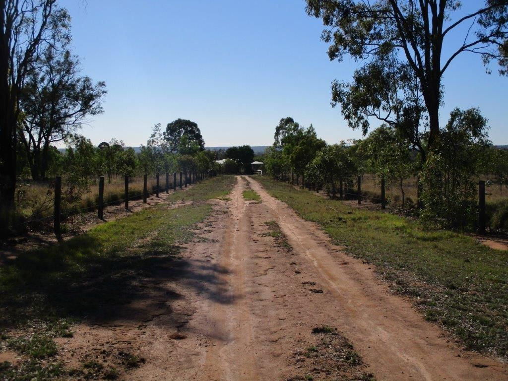 45 ACRES LIFESTYLE , GRAZING, Durong QLD 4610, Image 0