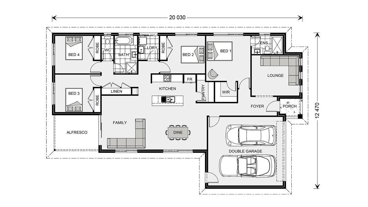 Lot 108 Newmarket Terrace (Arranmore Estate), Miners Rest VIC 3352, Image 1