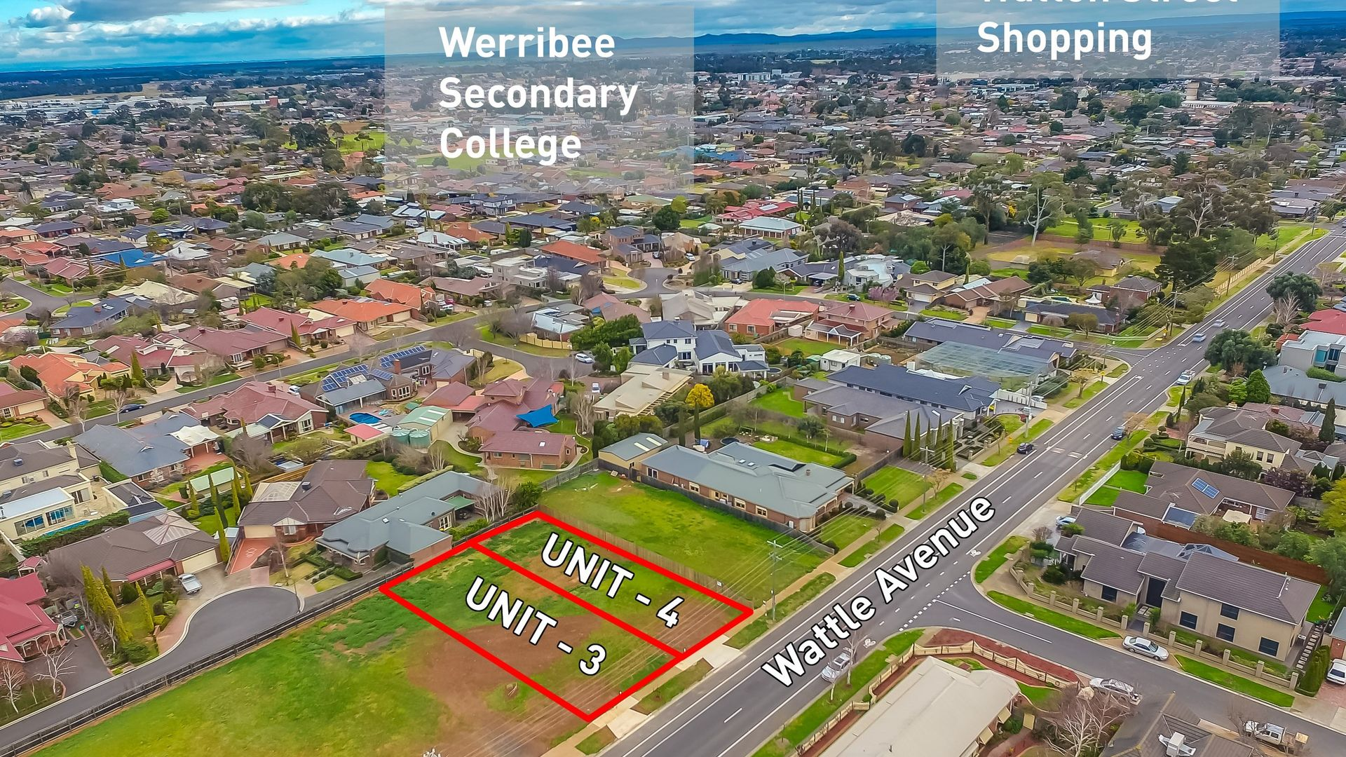 LOT 3 82 Wattle Avenue, Werribee VIC 3030, Image 1