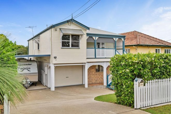 Picture of 20 Montfort St, CANNON HILL QLD 4170