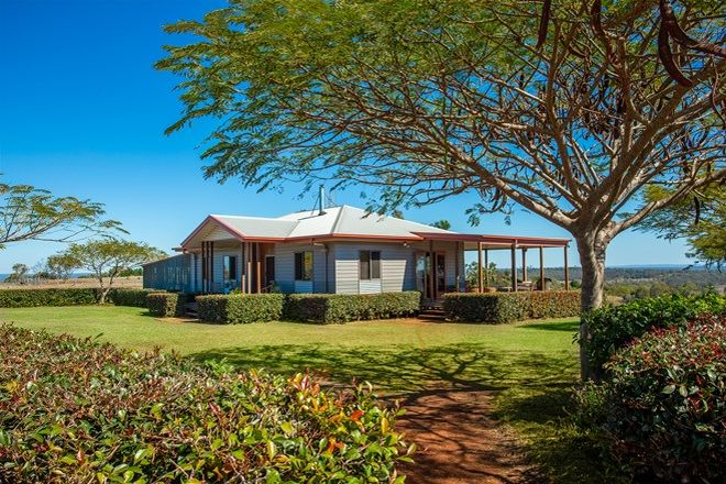 Picture of 42 Back Road, PROSTON QLD 4613