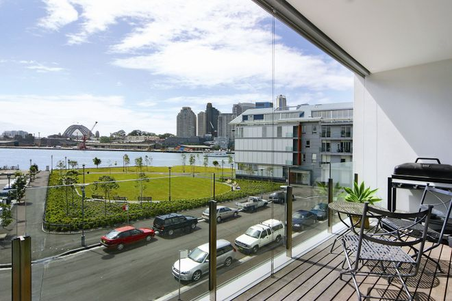 132/3 Darling Island Road, PYRMONT NSW 2009