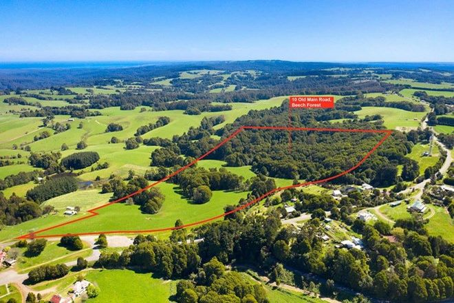 Picture of 10 Old Main Road, BEECH FOREST VIC 3237