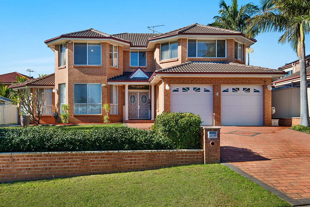 4 Harry Place, Bella Vista NSW 2153, Image 0