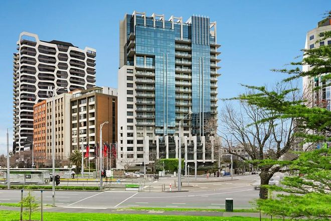 Picture of 606/2-14 Albert Road (Corner of St Kilda Road), MELBOURNE 3004 VIC 3004