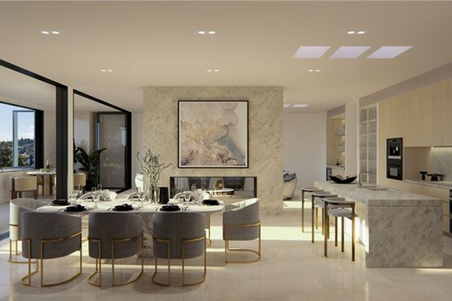 Picture of Penthouse 6-8 Richmond Road, ROSE BAY NSW 2029