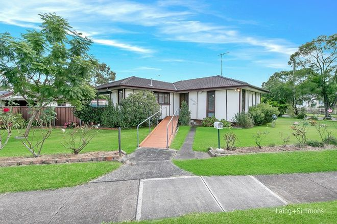 Picture of 254 Captain Cook Drive, WILLMOT NSW 2770