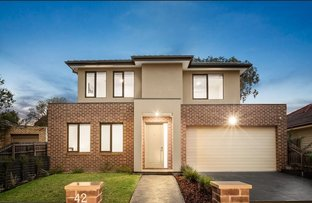 Picture of 1/42 Eley Road, Burwood VIC 3125