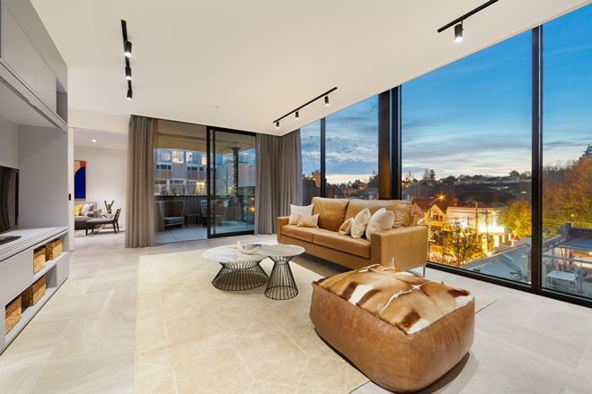 Picture of 3/40 Caroline Street South, SOUTH YARRA VIC 3141