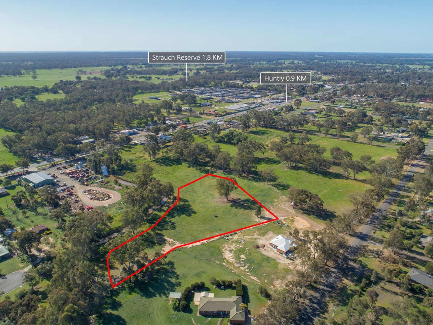 Lot 1 Chesney Street, Huntly VIC 3551, Image 2