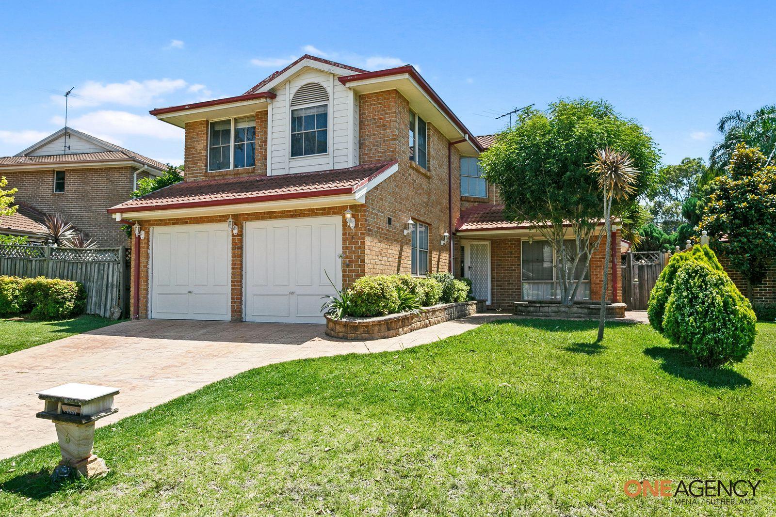 6 Amberwood Place, Menai NSW 2234, Image 0