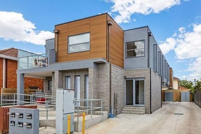 Picture of 103/413 Geelong Road, KINGSVILLE VIC 3012