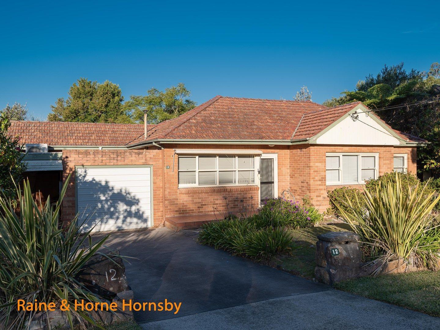 12 TELOPEA STREET, Mount Colah NSW 2079, Image 0