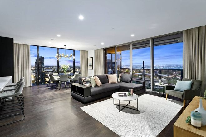 Picture of Penthouse/229 Toorak Road, SOUTH YARRA VIC 3141