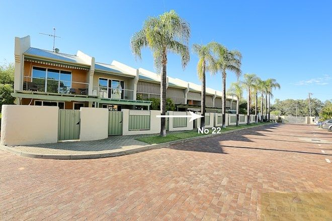 Picture of Unit 22/1 Banksia Terrace, SOUTH YUNDERUP WA 6208