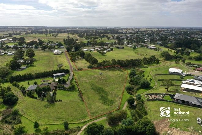 Picture of 103A Great Alpine  Road, LUCKNOW VIC 3875