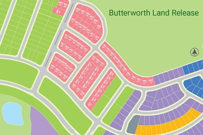 Picture of Lot 4036/4036 Breakwell Road, CAMERON PARK NSW 2285