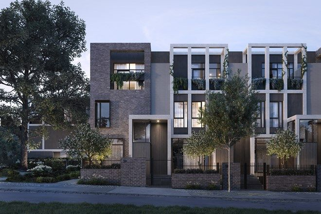 Picture of 2B MCPHERSON STREET, MOONEE PONDS, VIC 3039