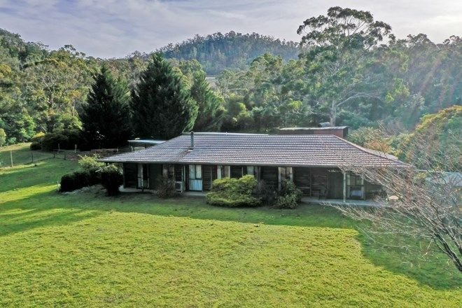 Picture of 156 Black Hills Road, MAGRA TAS 7140