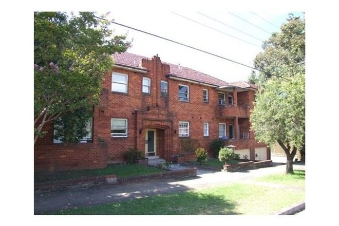 Picture of 5/2 Austin Avenue, CROYDON NSW 2132