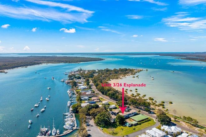 Picture of Unit 3  26 Esplanade, TIN CAN BAY QLD 4580