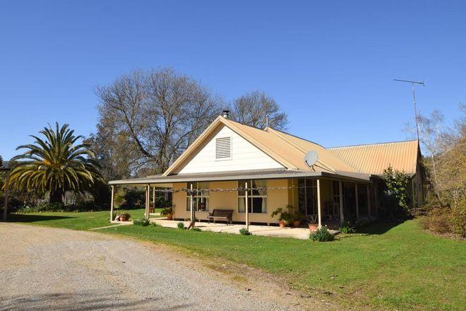 Picture of 1121 Benalla-Whitfield Road, MYRRHEE VIC 3732