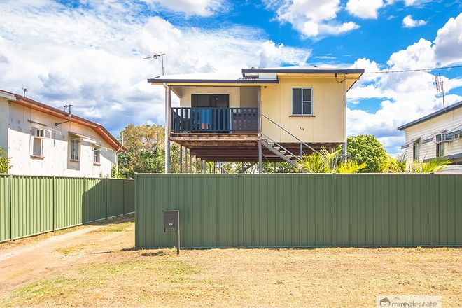 Picture of 428 Campbell Street, DEPOT HILL QLD 4700