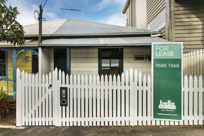 Picture of 13 Church  Street, BALMAIN NSW 2041