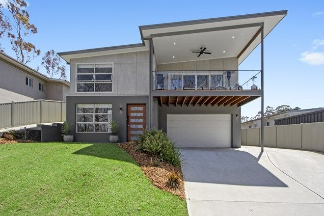 Picture of 22 Bellbird Drive, MALUA BAY NSW 2536