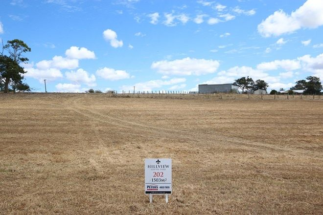 Picture of Lot 202 Hillview, LOUTH PARK NSW 2320