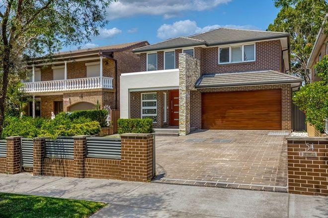 Picture of 54 Victoria Street, LIDCOMBE NSW 2141