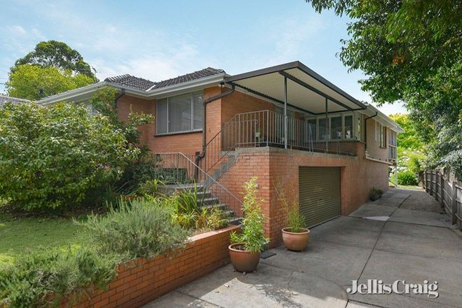 Picture of 4 Bruce Court, RINGWOOD EAST VIC 3135