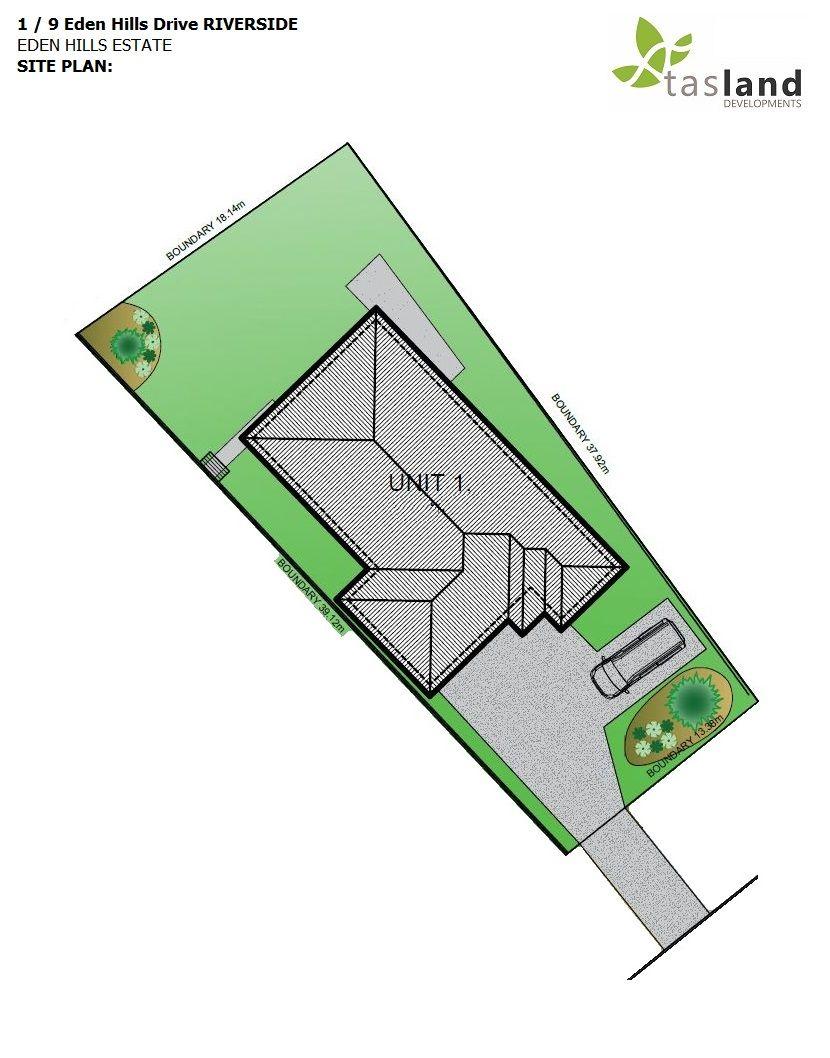 1/9 Eden Hills Drive, Riverside TAS 7250, Image 2