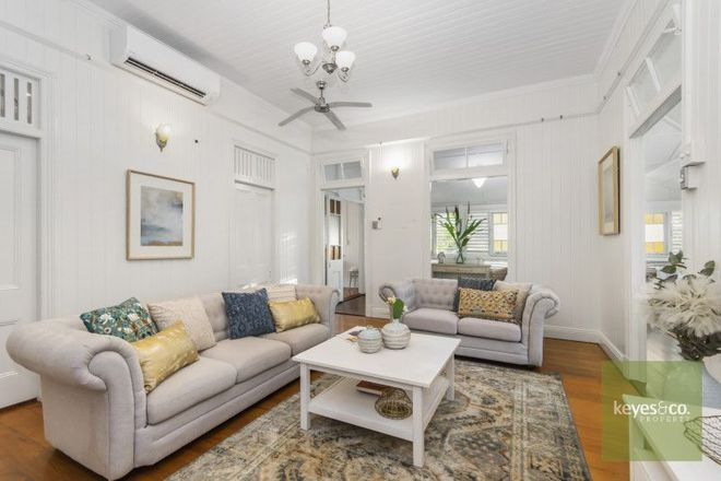 Picture of 43 First Avenue, RAILWAY ESTATE QLD 4810