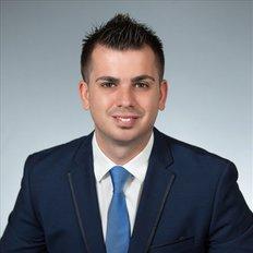 Peter Diamantidis, Sales Manager