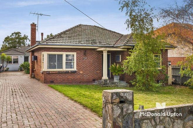Picture of 6 Orr Street, STRATHMORE VIC 3041