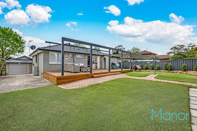 Picture of 10 Bombardiere Place, BAULKHAM HILLS NSW 2153