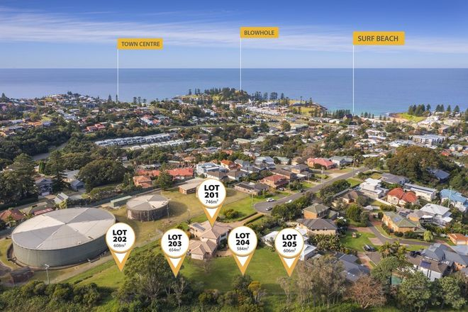 Picture of Lot 202 Belvedere Street, KIAMA NSW 2533