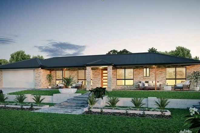 Picture of (Lot 1) 26 Trade Wind Drive, TANBY QLD 4703